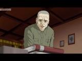 Кулак Синего Неба / Souten no Ken - 2 серия (Озвучка)