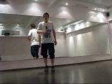 Мельбурн шаффл: часть I (обучающее видео) [video-dance.ru]10