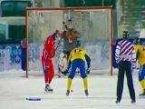 Хоккей с мячом / Чемпионат мира 2012 / Группа A / Швеция - Россия / НТВ+